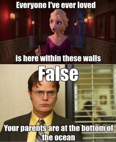 Dwights the smartest - meme