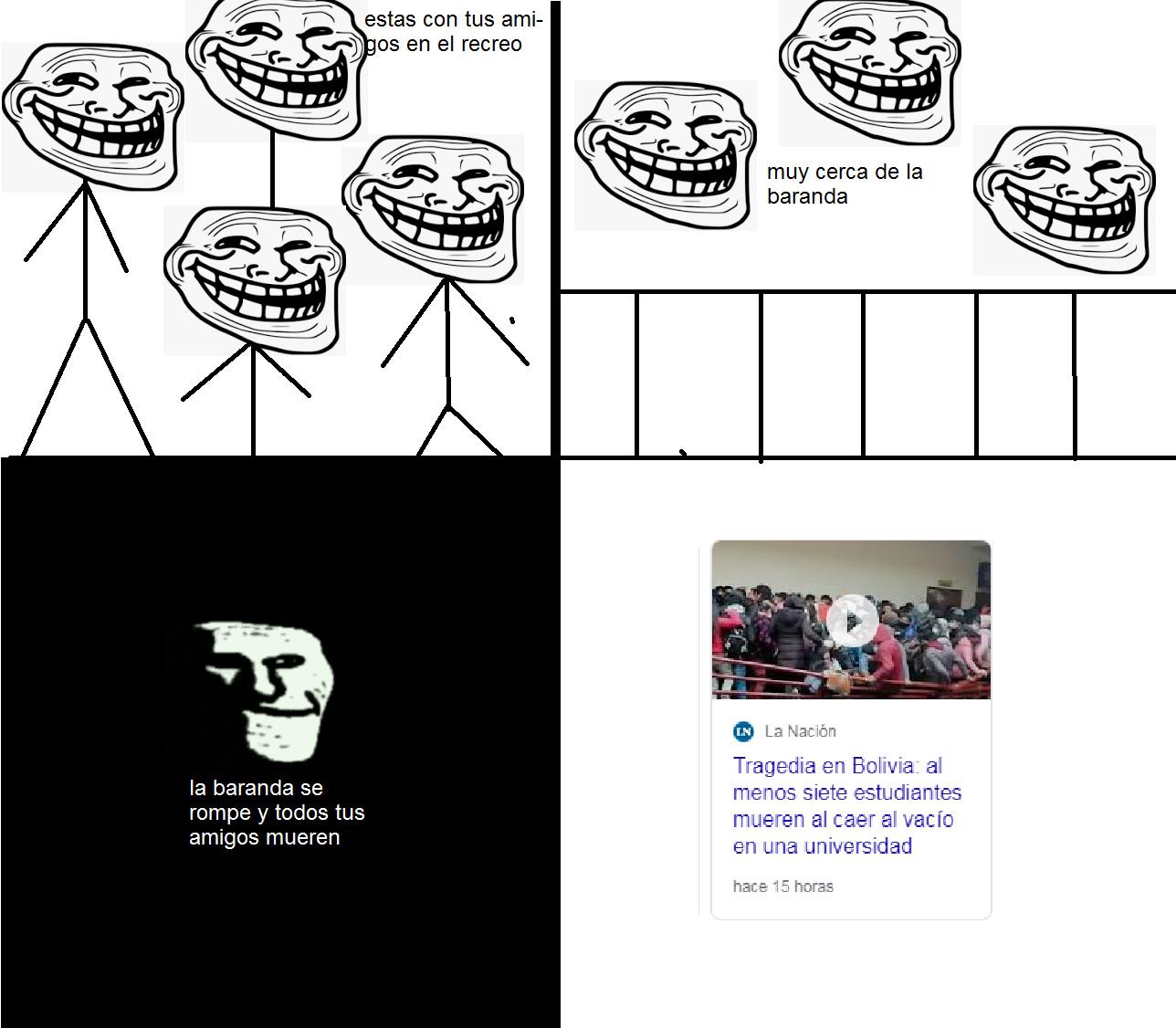 Mi segundo meme, espero lo disfruten ;)