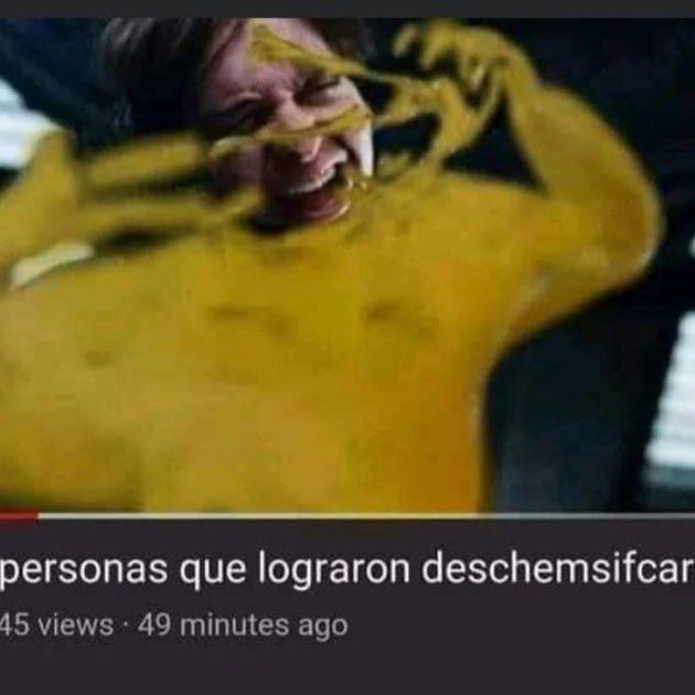 QUE SUERTE - meme