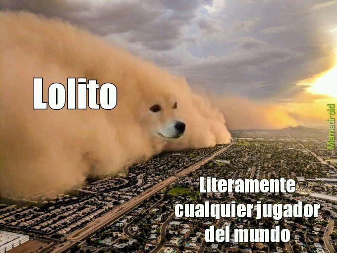 Viva lolito - meme