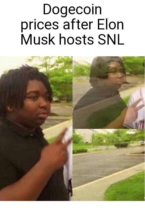 Rip Dogecoin - meme