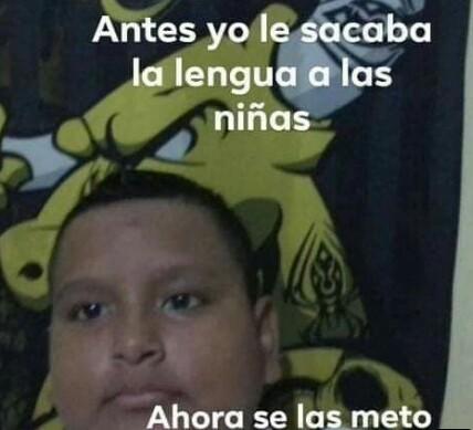 Gordo mamon - meme