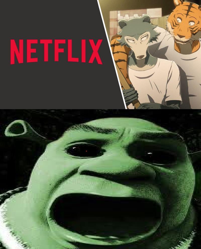 netflix ya fue a otro nivel - meme