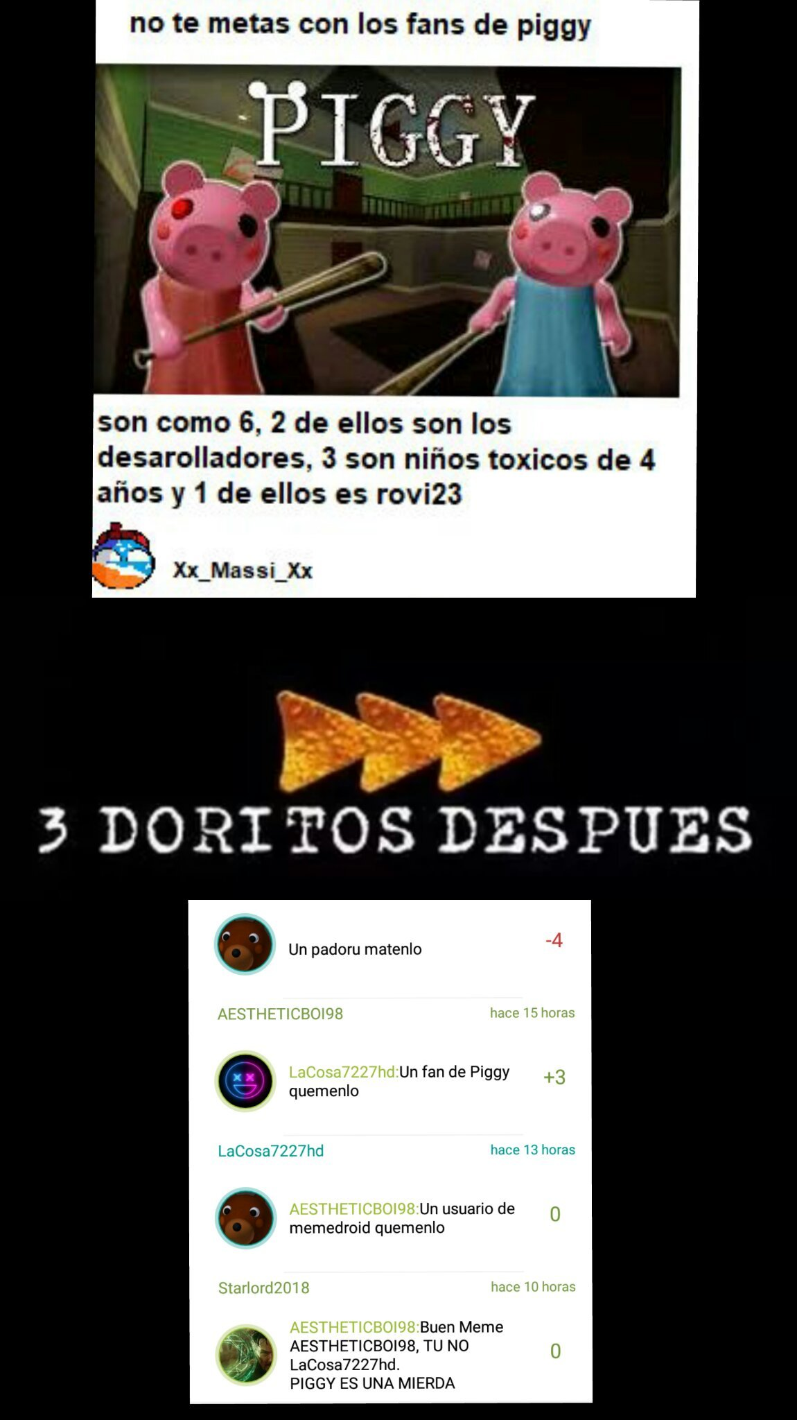 PERROS DE MIERDA :betterthan: - meme