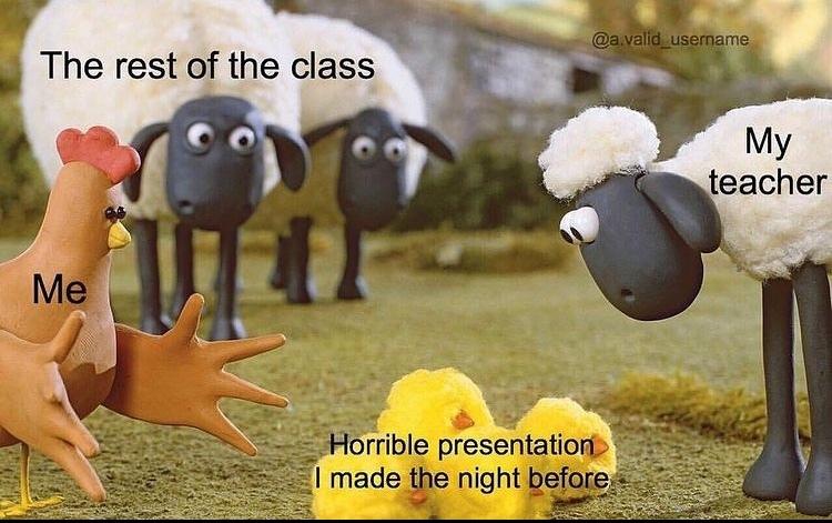 Shaun the sheep - meme