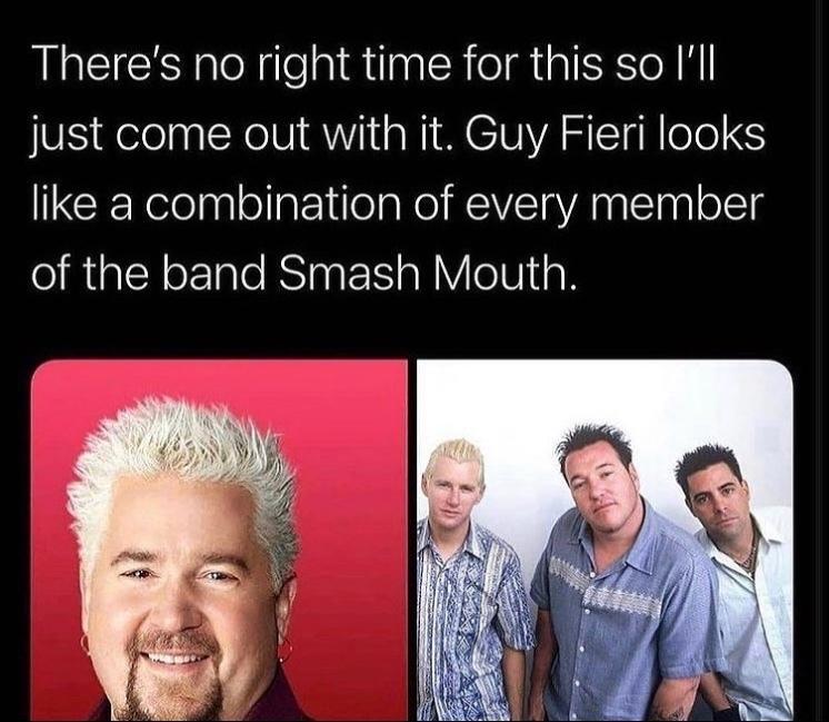 he is the original - meme