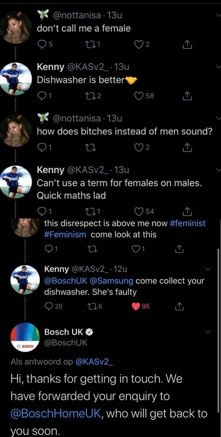 feminism moment - meme