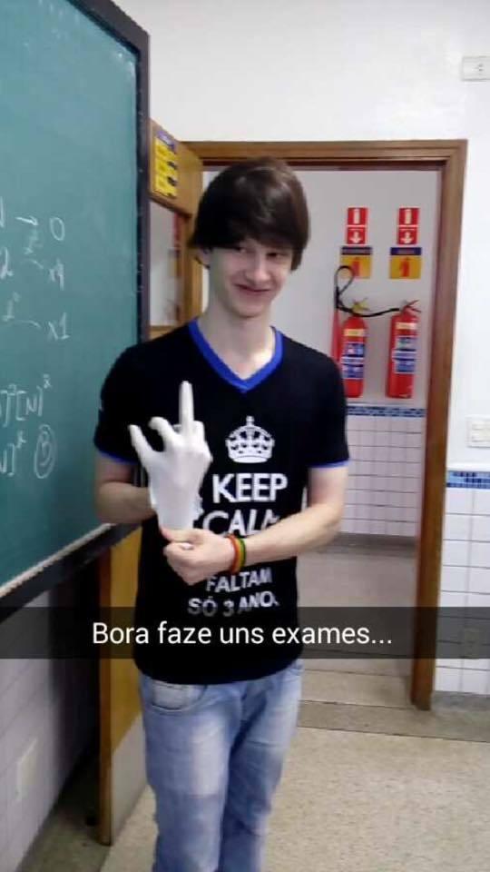 Exames - meme