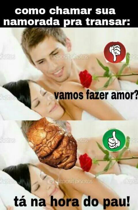TA NA HORA DA BILADA - meme