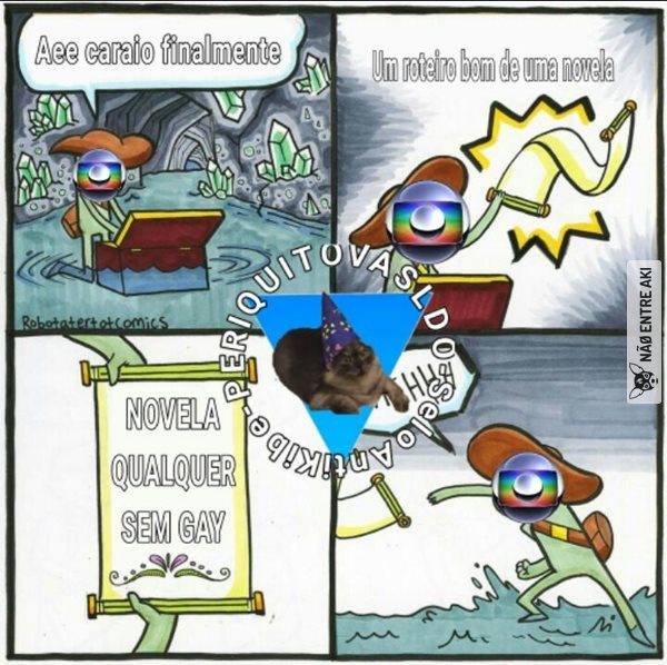 Ratinhooooo - meme