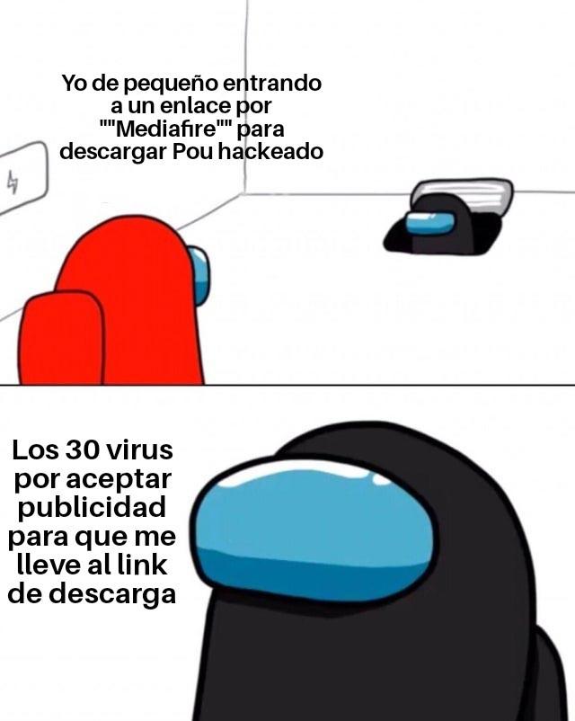Buenardo el Pou hackeado - meme