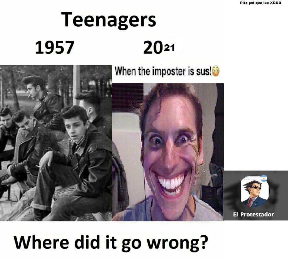 Where did it go Right?* - meme