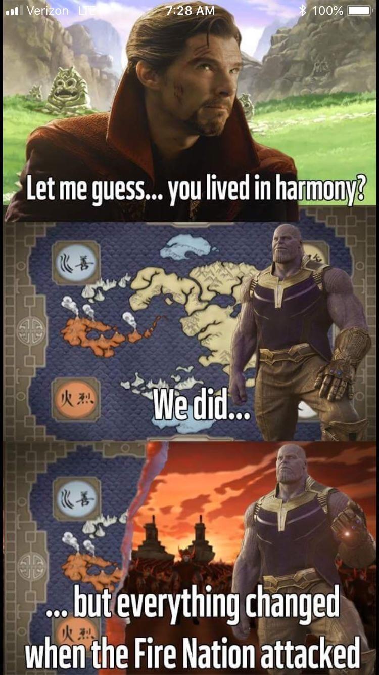 do you believe in a multiverse? - meme