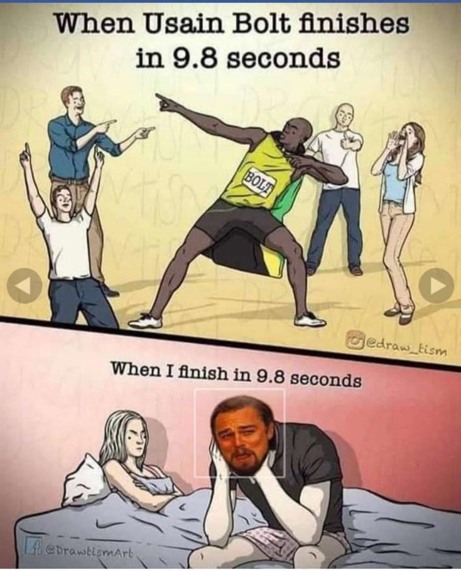 Laid is laid - meme