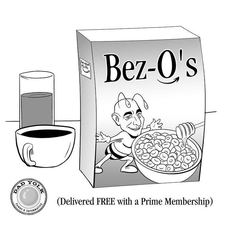 Bezos - meme