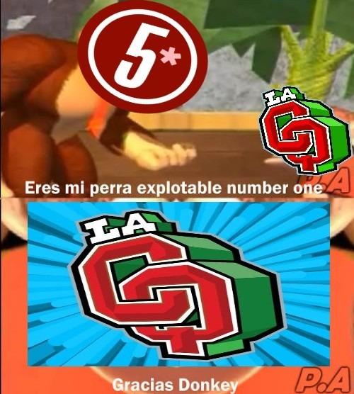 La cq es como el Teen Titans Go para Canal 5, por suerte solo la pasan una vez al día - meme