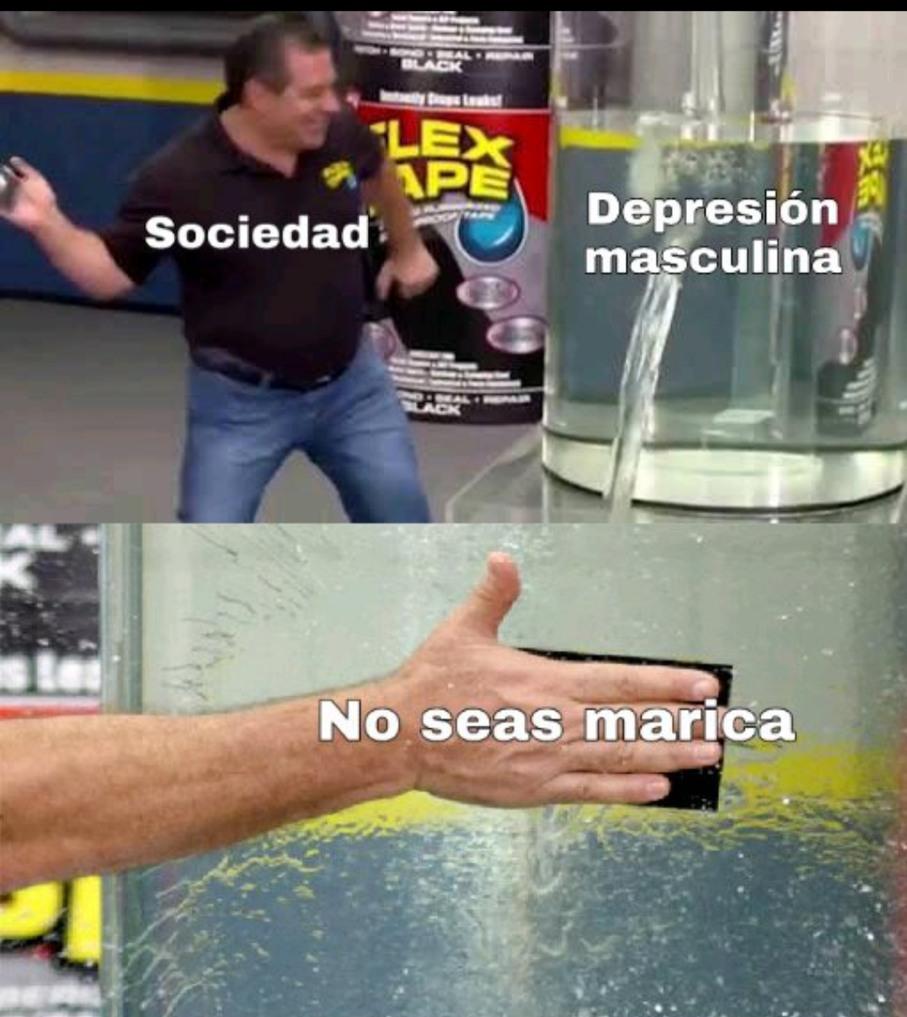 Viva el patriarcado - meme