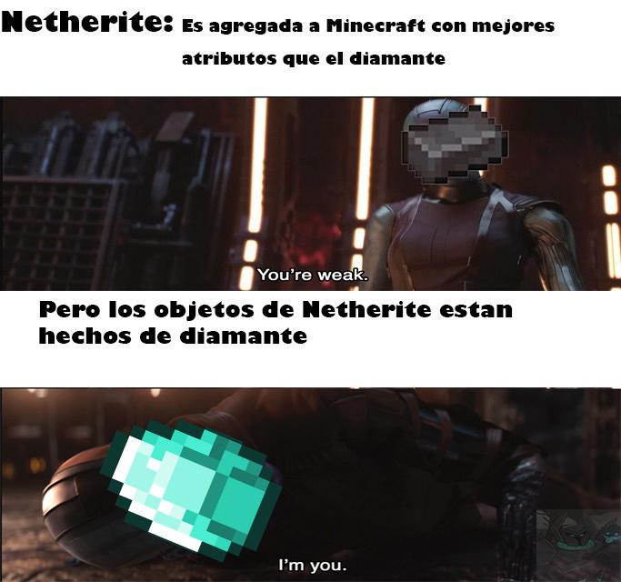 Meme generico ultra procesado