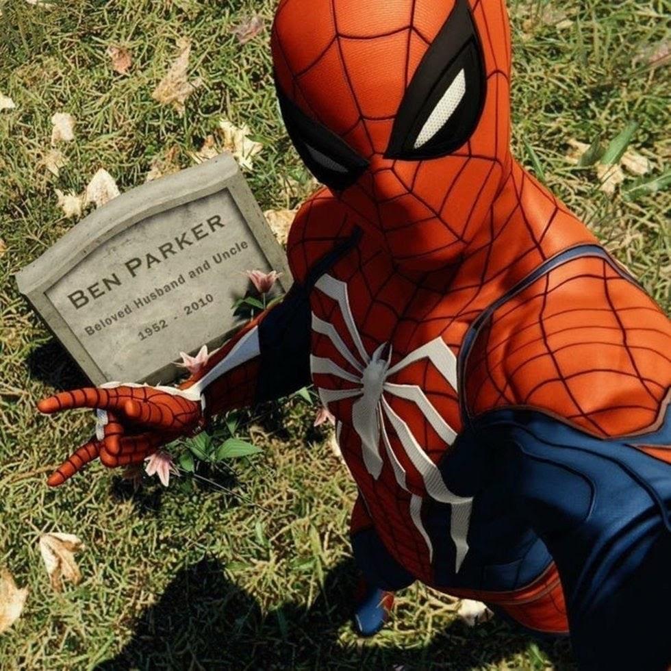 Spiderman - meme