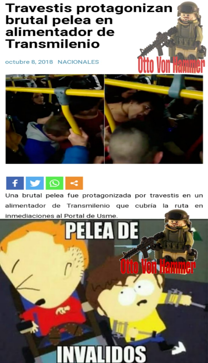 Noticias Latinoamérica - meme
