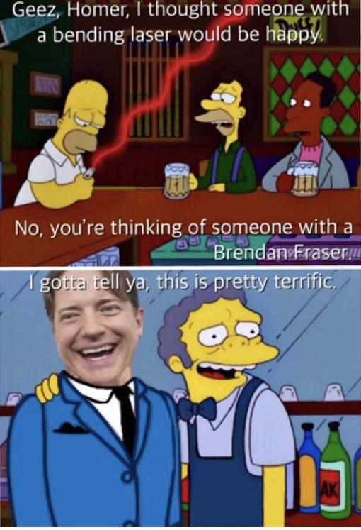 he's pretty terrific indeed - meme