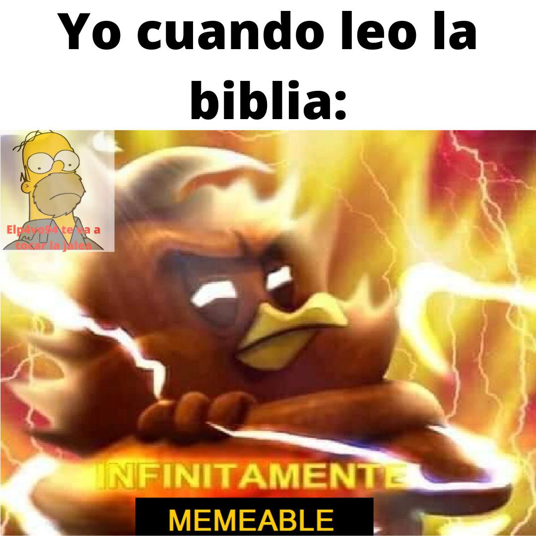 hay mucho material para memes ahi