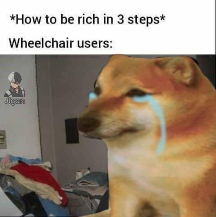 three legged wHoRe - meme
