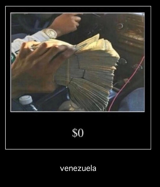 Vou comprar a Venezuela - meme