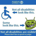memedroid is a disability
