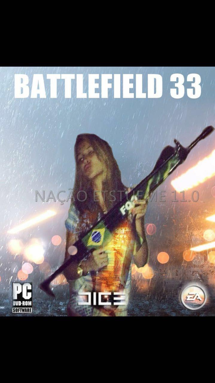 Esse jogo é massa - meme