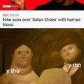 The Satan Shoes