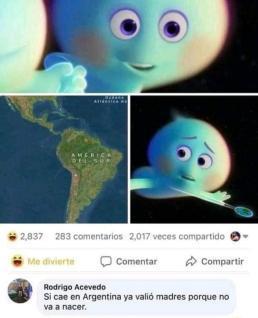NOOOOOOOOOOOO Pixar la dejaste en África XDDDDDDD - meme