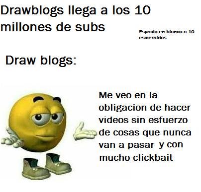 Drawblogs - meme