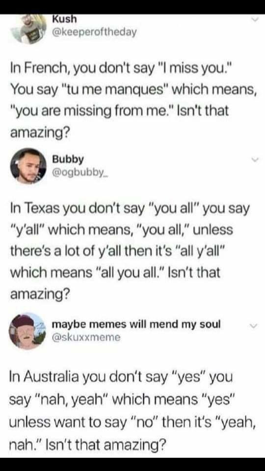Yah nah yah.... - meme