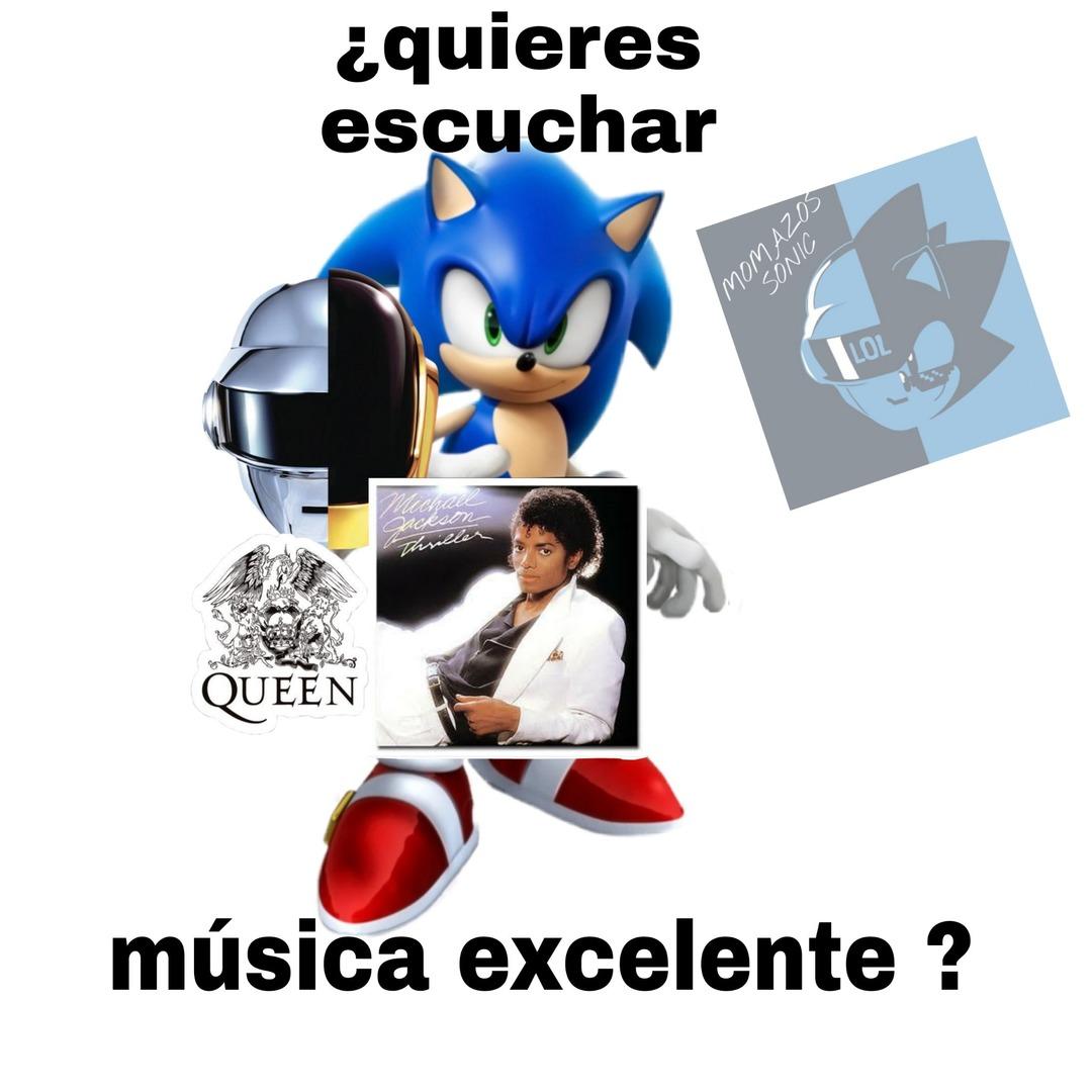 Música buena - meme