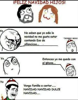 jeje navidad - meme