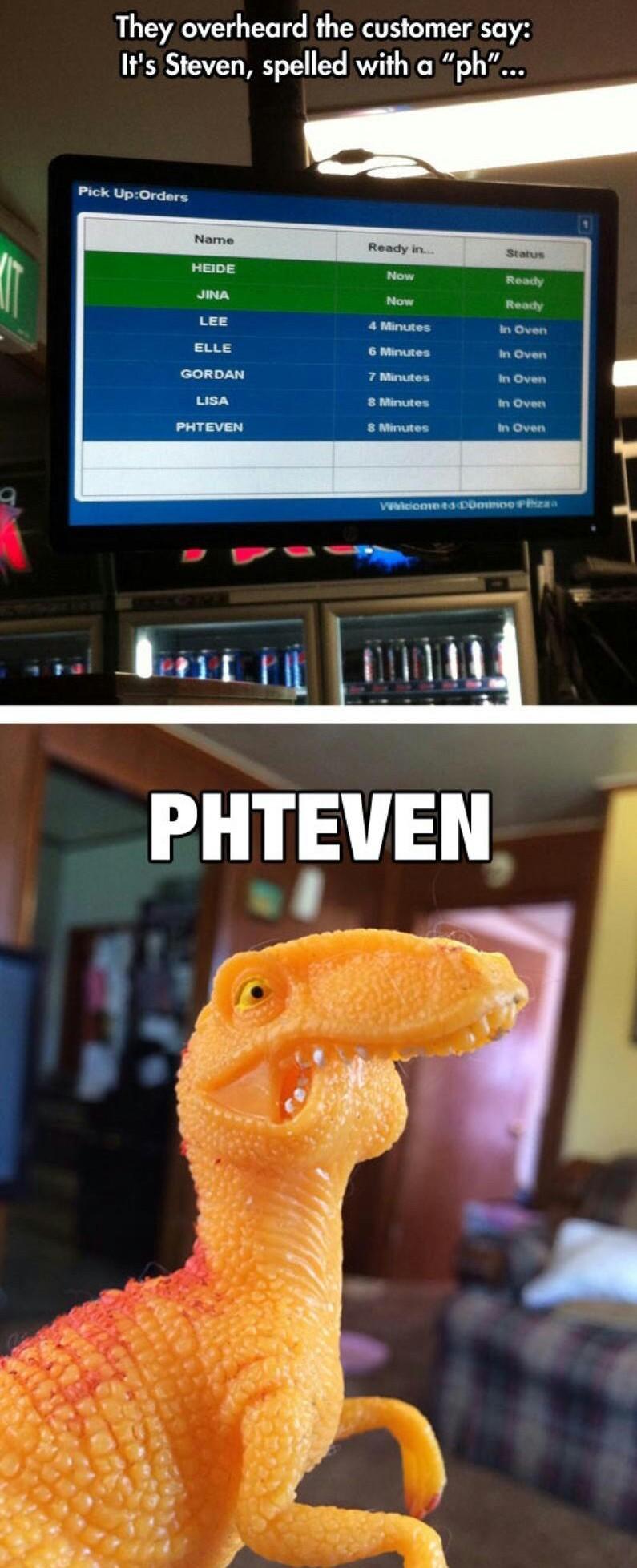 Phteven - meme