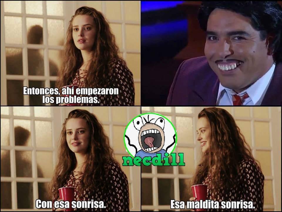 Sonrisa - meme