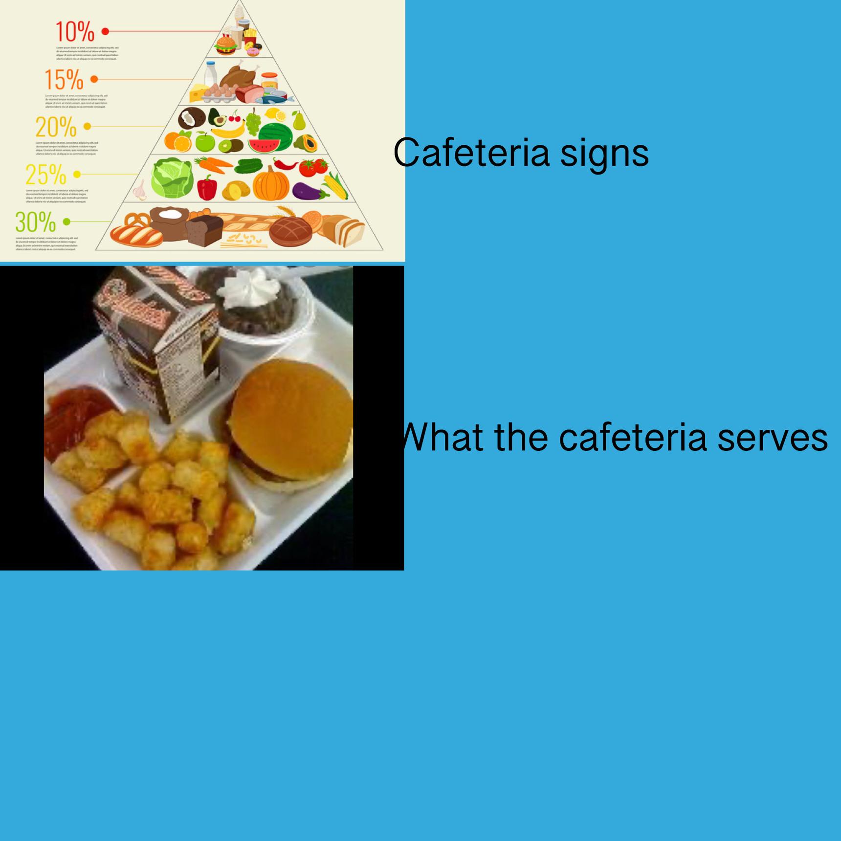 Cafetiria - meme