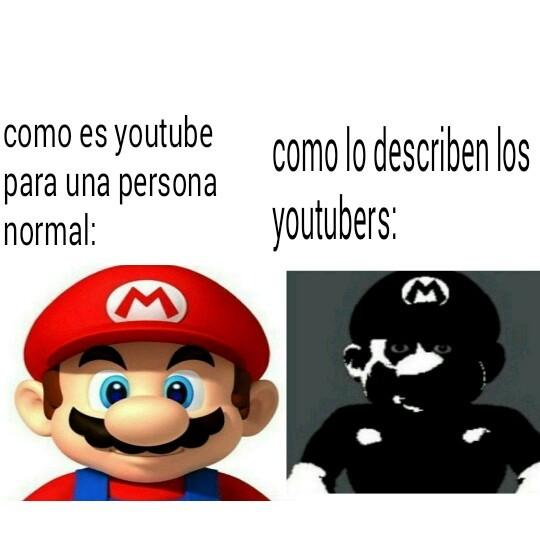 E visto como unos 100 youtubers decir que youtube les desmonetisa el video, le ponen restrigcion de edad y etc. - meme