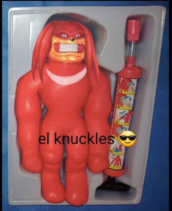 El nakels  - meme