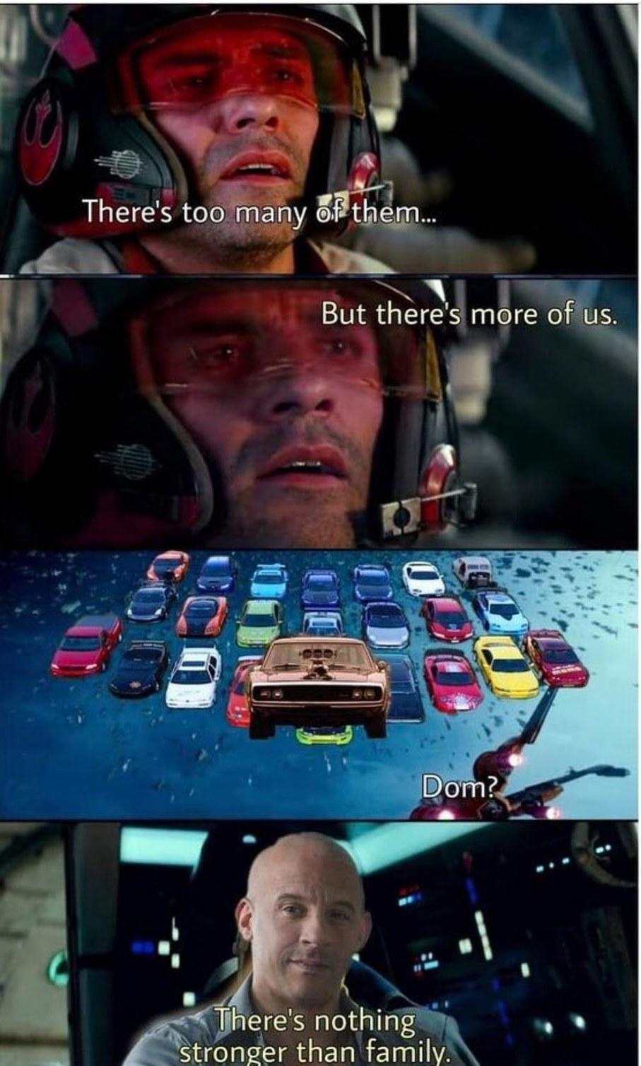 Always Vin Diesel - meme