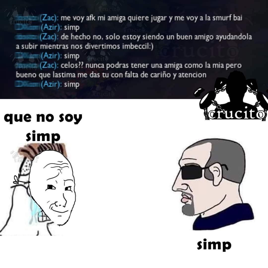 Simp... - meme