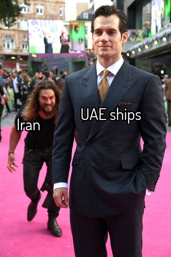 Those ships look good - meme