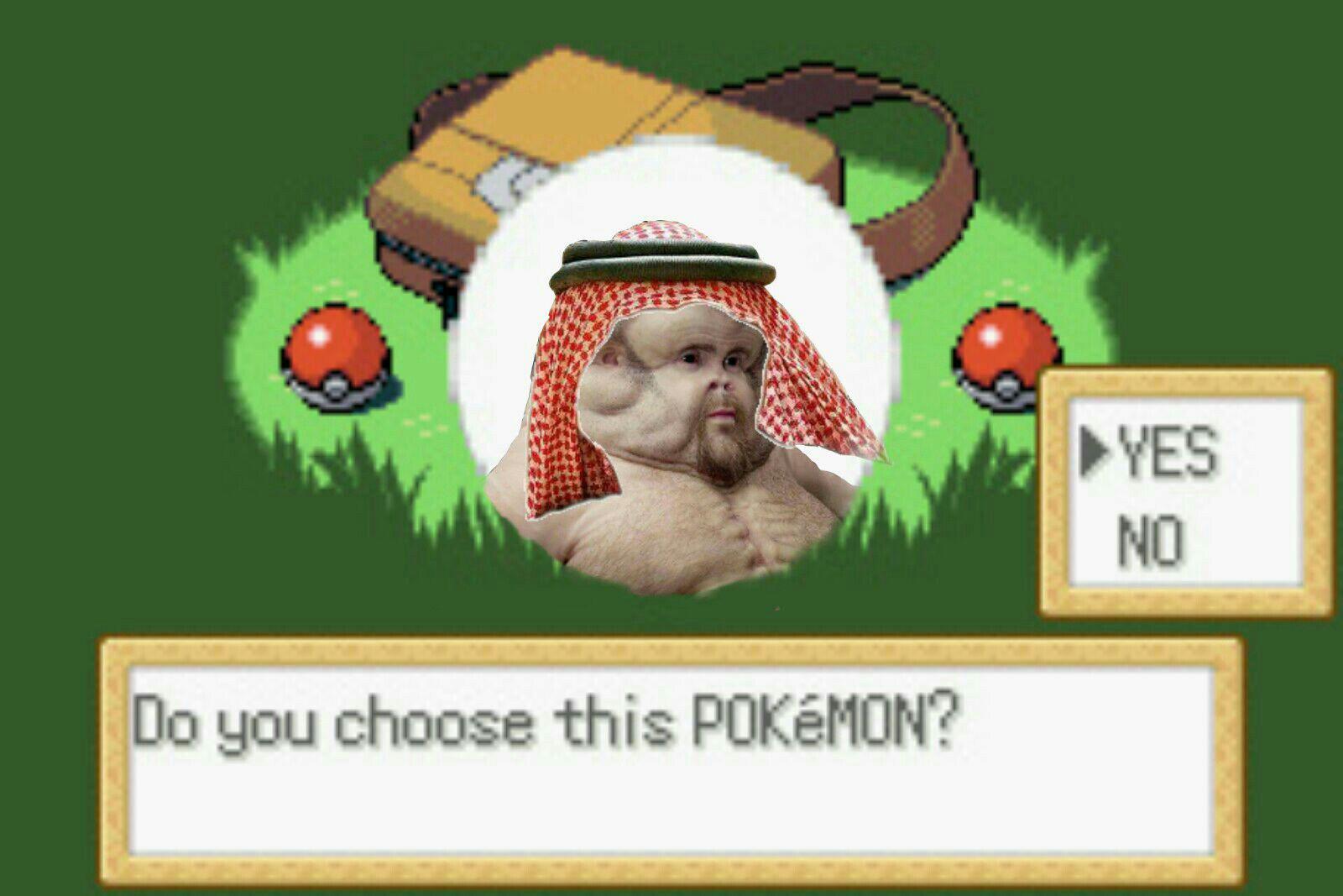Car crash man, I choose you! - meme