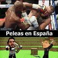 España vs USA