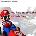 *cue laugh track*