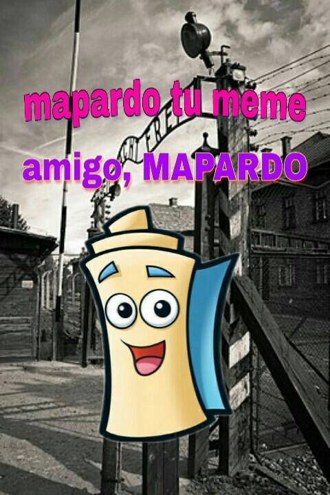 M A P A R D O - meme