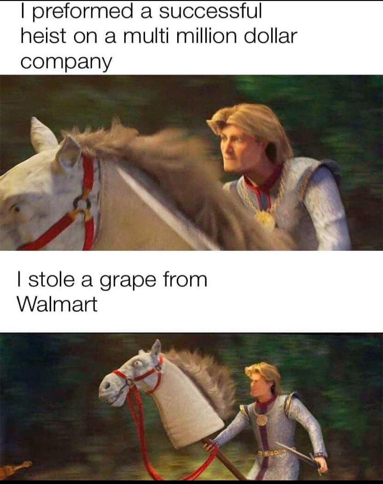 tangled? - meme