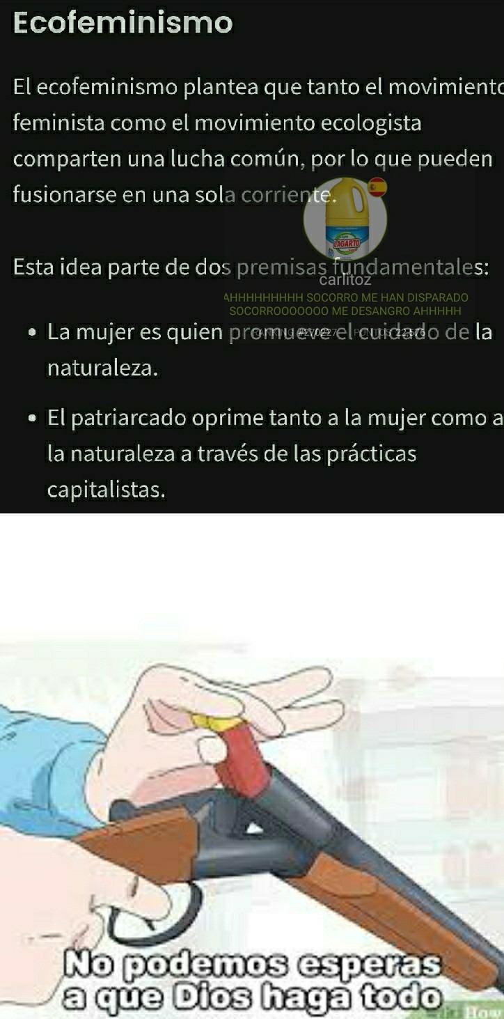 LaZ PlAhNTaZ hEzStan OpRiMiDas pOr El capITaLismo, también TiEnEn DerEcHos, ya no saben ni a que sumarse para hacer un poco más el ridículo. - meme